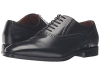 Bruno Magli Yards Black Calf Men's Lace Up Casual Shoes