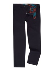 Lyle And Scott Slim Fit Classicl Chino Navy