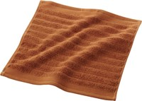 Cb2 Channel Copper Cotton Washcloth