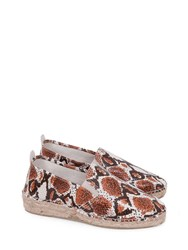 Prism Espadrille Brown