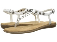 Aerosoles Chlose Together White Women's Sandals