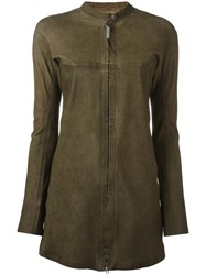 Isaac Sellam Experience 'Ambitieuse' Jacket Green