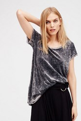 We The Free Womens Doran Velvet Tee