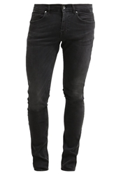 Tiger Of Sweden Jeans Slim Fit Jeans Grey Grey Denim