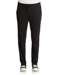 Lord And Taylor Lounge Pants Black