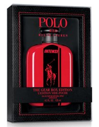 Ralph Lauren Polo Red Intense Gear Box Set No Color