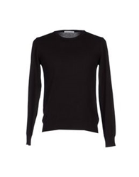 Private Lives Sweaters Dark Brown