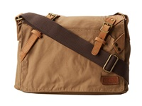Bed Stu Declan Brown Messenger Bags