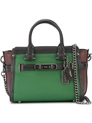 'Swagger' Tote Green