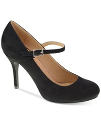 Chinese Laundry Flirty Mary Jane Pumps Women's Shoes Black