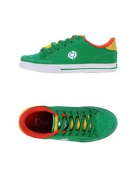 C1rca Low Tops And Trainers Green