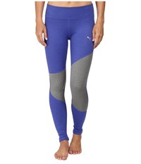 Puma Clash Tights Royal Blue Heather Women's Casual Pants