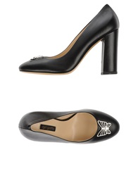 Del Gatto Pumps Black