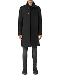 Allsaints Malto Coat Black