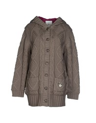 Maison Espin Coats And Jackets Jackets Women Dove Grey
