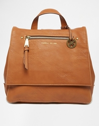 Fiorelli Petra Backpack With Zip Detail Tan