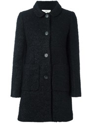 Vanessa Bruno Athe Single Breasted Coat Black