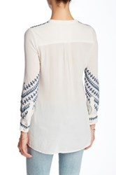 3J Workshop Randal Formal Tunic Beige