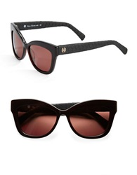 House Of Harlow Lindsey 56Mm Cat Eye Sunglasses Chili