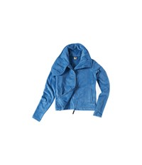 Bench Difference Fleece Jacket Blue