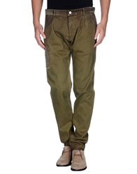 Just Cavalli Casual Pants Military Green