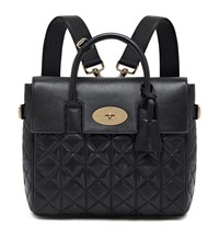 Mulberry Cara Quilted Nappa Backpack Female
