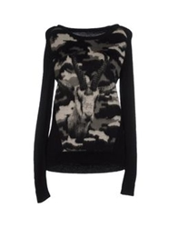 Marc Cain Sports Sweaters Black