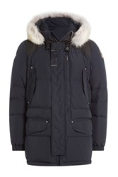 Parajumpers Down Jacket With Fur Trimmed Hood Gr. M