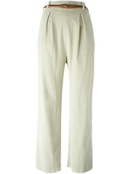 Humanoid 'Rox' Trousers Nude And Neutrals