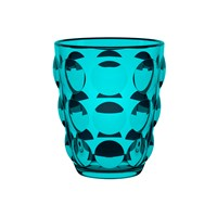 Italesse Bolle Tumbler Set Of 6 Blue