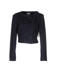 Kocca Suits And Jackets Blazers Women Dark Blue