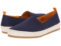 Mulo Cotton Espadrille Navy Men's Shoes