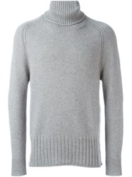 Marc Jacobs Roll Neck Jumper Grey