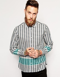 Ymc Checked Shirt Multi