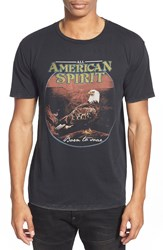 Project Social T 'All American' Graphic Tee Black