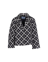 Prada Suits And Jackets Blazers Women Dark Blue