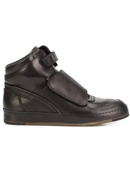 Hender Scheme 'Mp6' Wedge Sneakers Black