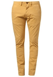 Jack And Jones Jack And Jones Bolton Dean Chinos Bright Gold Mustard