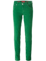 Jacob Cohen Slim Fit Jeans Green