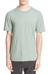Drifter Men's 'Pavel' Crewneck T Shirt Iceberg