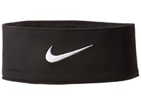 Nike Fury Headband Black White Headband