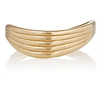 Fernando Jorge Women's Stream Lines Wave Ring No Color