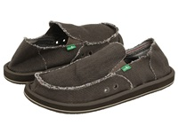 Sanuk Hemp Olive Men's Shoes