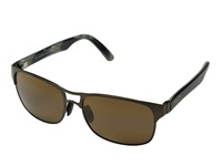 Maui Jim Hang 10 Bronze Hcl Bronze Fashion Sunglasses Brown