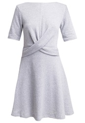 Pepe Jeans Dacre Summer Dress Grey Mottled Grey