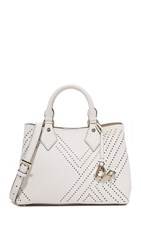 Diane Von Furstenberg On The Go Small Carryall Tote Vanilla