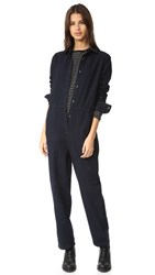 Ksubi Blindside Boiler Jumpsuit Denim