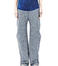 The Autonomous Collections Wool Pants Blue