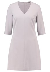 Kiomi Summer Dress Light Grey