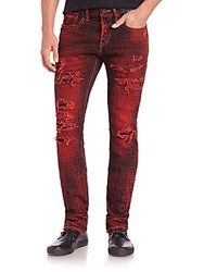 Prps Yuriko Jeans Red